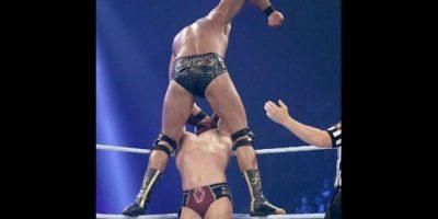 También ha peleado como El Dorado, Dos Caras, El Patrón ALberto y Alberto Banderas Foto:WWE