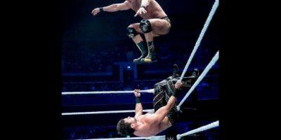 Del Río ha peleado en empresas como AAA, Ring of Honor y CMLL Foto:WWE