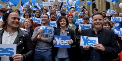 Escocia, en Reino Unido Foto:  Getty Images