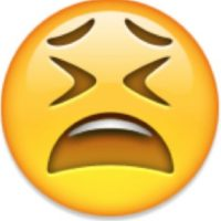 Desesperación o soyozo: Su verdadero significado es el de una cara cansada. Foto:Pinterest