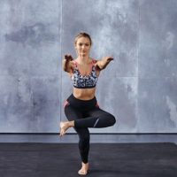 y juntas se flexionan hasta quedar en una posición de 90 grados. Foto:victoriassecret.com