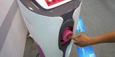 El avance tecnológico en hospitales de China sorprende nuevamente con esta innovación: una máquina que extrae espermatozoides de donantes. El invento se encuentra activo en un hospital de Nanjing, capital de la provincia de Jiangsu. Foto:YouTube – Archivo