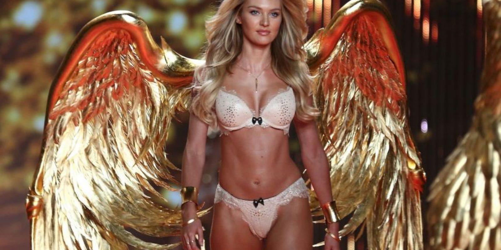 Así es la rutina de Candice Swanepoel para tener la figura de un ángel de Victoria's Secret. Foto:Getty Images