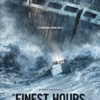 """The Finest Hours"" – 29 de enero de 2016 Foto: Disney"