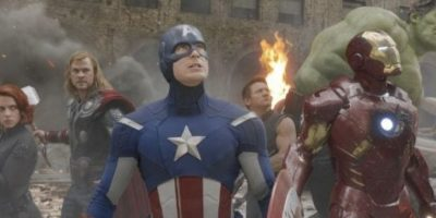 """""""Avengers: Infinity War Parte 1"""" 4 de mayo de 2018. Mientras que """"Avengers: Infinity War Parte 2"""" 3 de mayo de 2019 Foto:Marvel"""