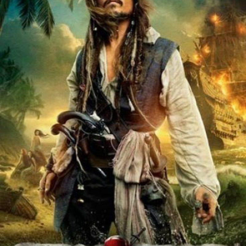 """""""Piratas del Caribe: Los hombres muertos no cuenta ningún cuento"""" – 17 de julio de 2017 Foto:Disney"""
