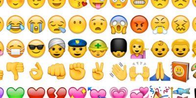 Los emojis cambian en cada sistema operativo. Foto:vía Pinterest