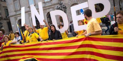 El nuevo estado Catalán tendrá que asumir nuevos gastos, como tener servicios de defensa o diplomacia Foto: Getty Images