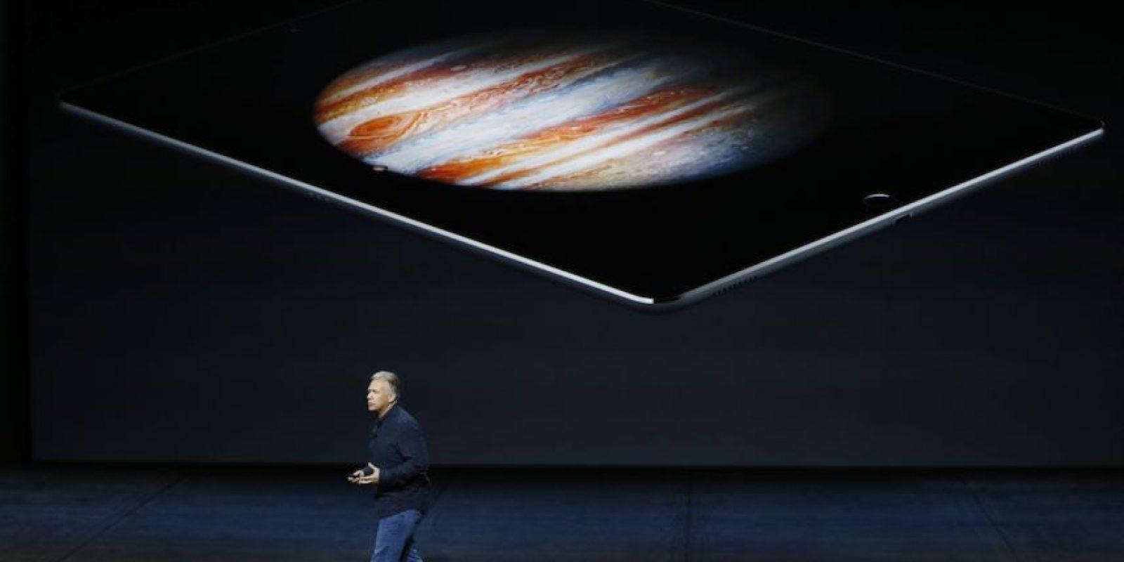 Peso modelo Wi-Fi: 713 gramos (1.57 libras). Foto:Getty Images