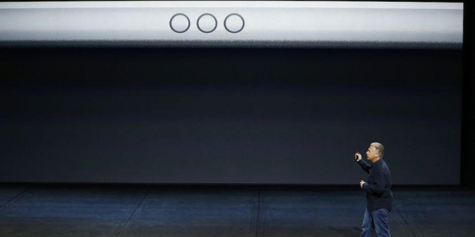 Peso modelo Wi-Fi + celular: 723 gramos (1.59 libras). Foto:Getty Images
