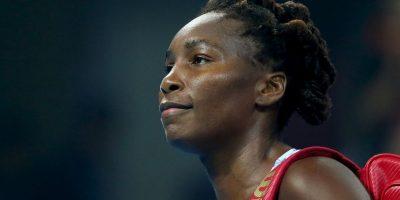 Venus Williams terminará la temporada en el top-ten a sus 35 años Foto:Getty Images