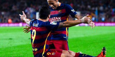 Tienen al Barcelona como líder de la Liga de España Foto:Getty Images