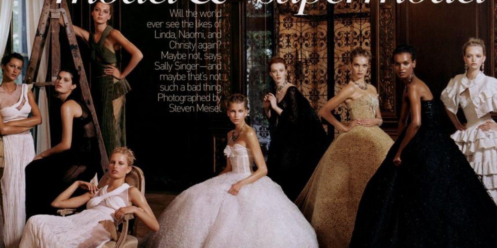 Para no pensar. Foto:vía Vogue