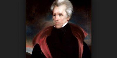 Sin embargo no ha sido el único. Andrew Jackson, otro presidente ha espantado a la gente. Foto:Vía wikipedia.org