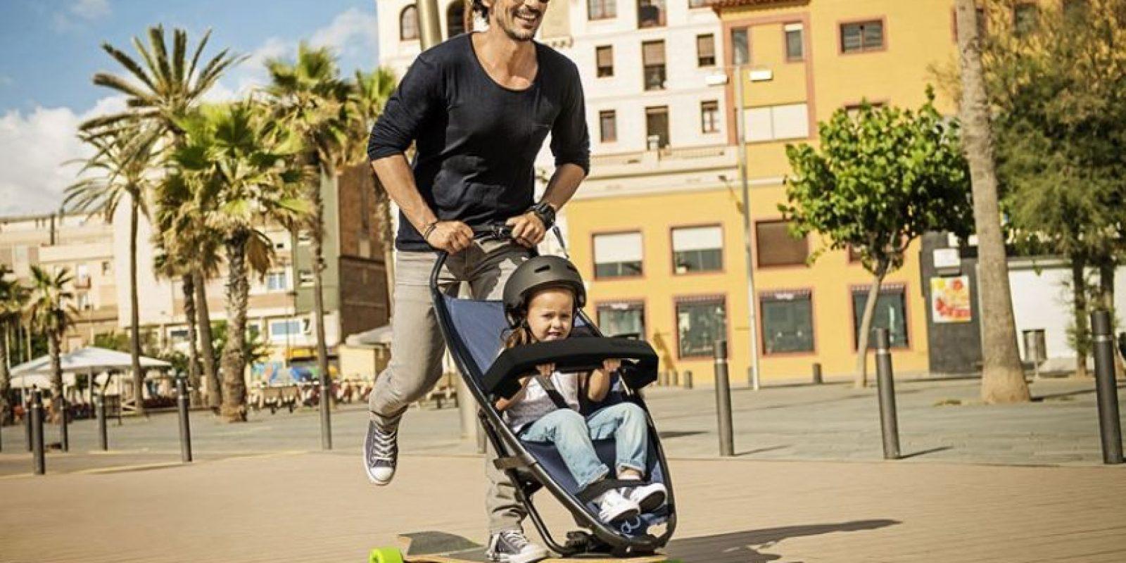 Quinny es una marca europea. Foto:Vía Quinny.com
