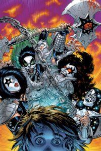 Luego con Image Cómics (compañía del creador de Spawn, Todd McFarlane), ellos tuvieron su propia serie. Foto:vía Image Comics