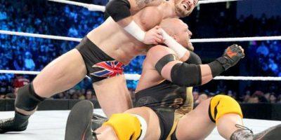 Forma parte de la WWE desde 2007 Foto:WWE