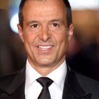 También estuvo su representante, Jorge Mendes. Foto:Getty Images