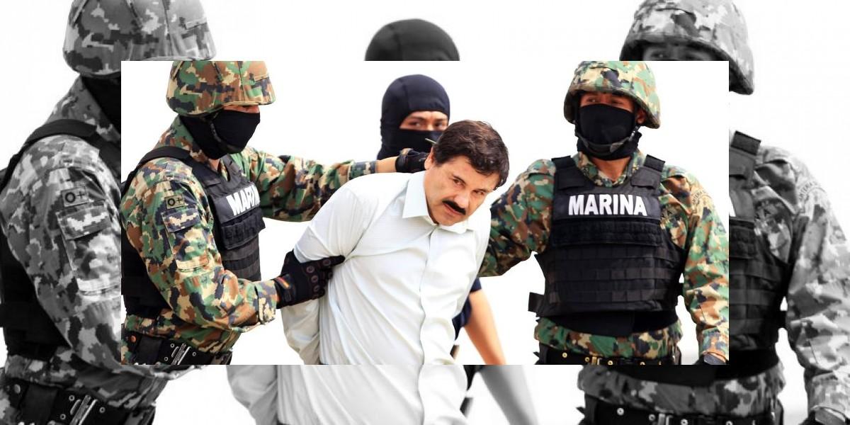 """Descartan que el """"Chapo"""" Guzmán esté en Argentina"""
