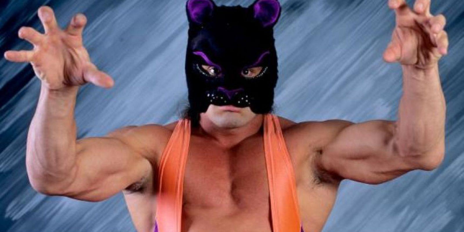 8. Battle Kat / Nosotros vemos un tierno gatito tratando de asustar. Foto:WWE