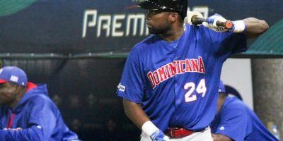 Wilson Betemit fue el mejor a la ofensiva por Dominicana al batear jonrón y dos sencillos Foto:Fuente Externa