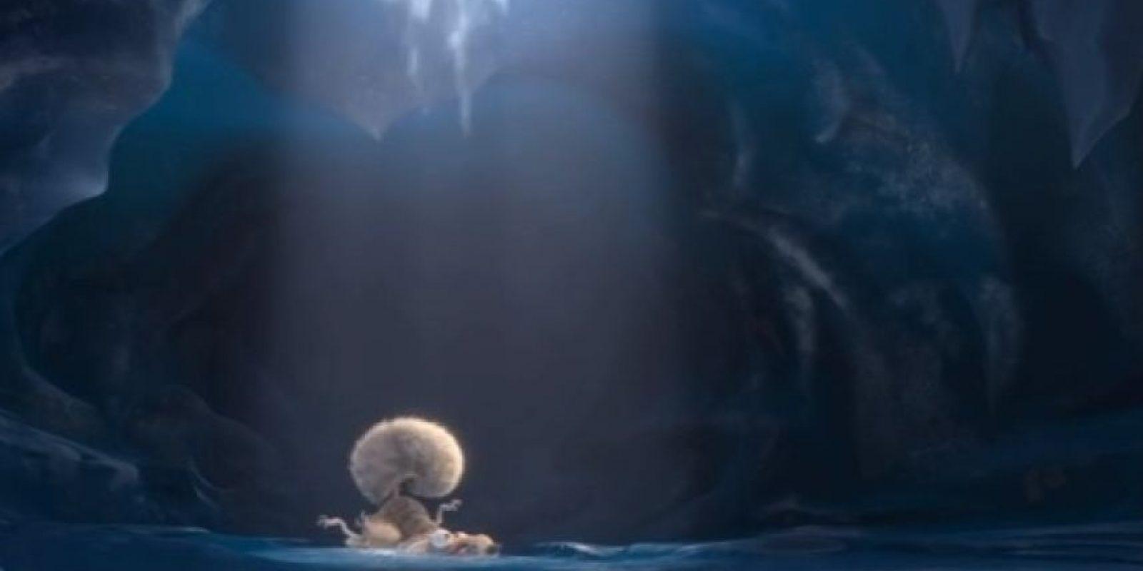 Ahora, 20th Century Fox ha revelado un nuevo cortometraje de la famosa ardilla. Foto:20th Century Fox