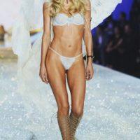 Por otra parte, Doutzen Kroes anunció que este año, sería el último con Victoria's Secret desde 2005. Foto:vía instagram.com/doutzen