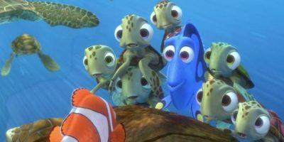 """En la secuela """"Buscando a Dory"""" este pez saldrá en busca de su familia."""