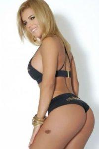 """Ha posado desnuda para la revista """"Sexy"""" Foto:vía instagram.com/BalonRosaSport"""
