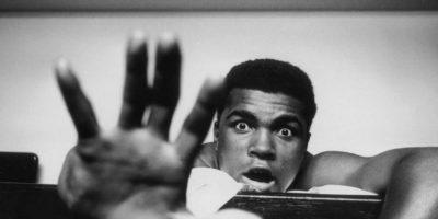 El boxeador Muhammad Alí afirmó ver un ovni mientras trotaba con su manager en el Central Park. Foto:Getty Images