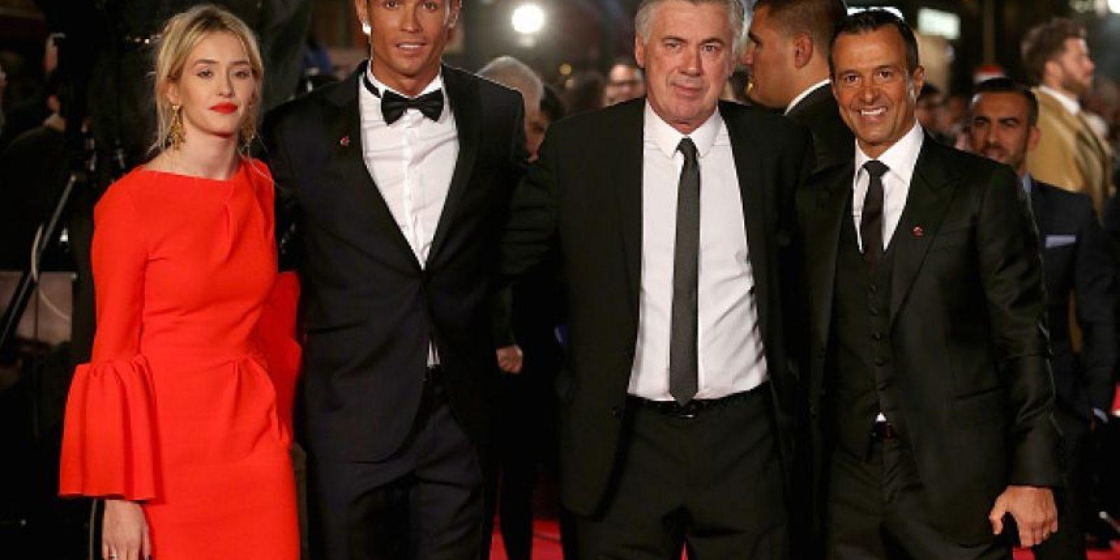 Carlo Ancelotti, quien lo dirigió en Real Madrid. Foto:Getty Images