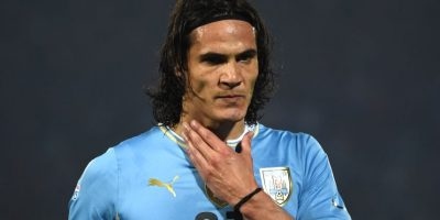 9. Edinson Cavani (Urguuay) Foto: Getty Images
