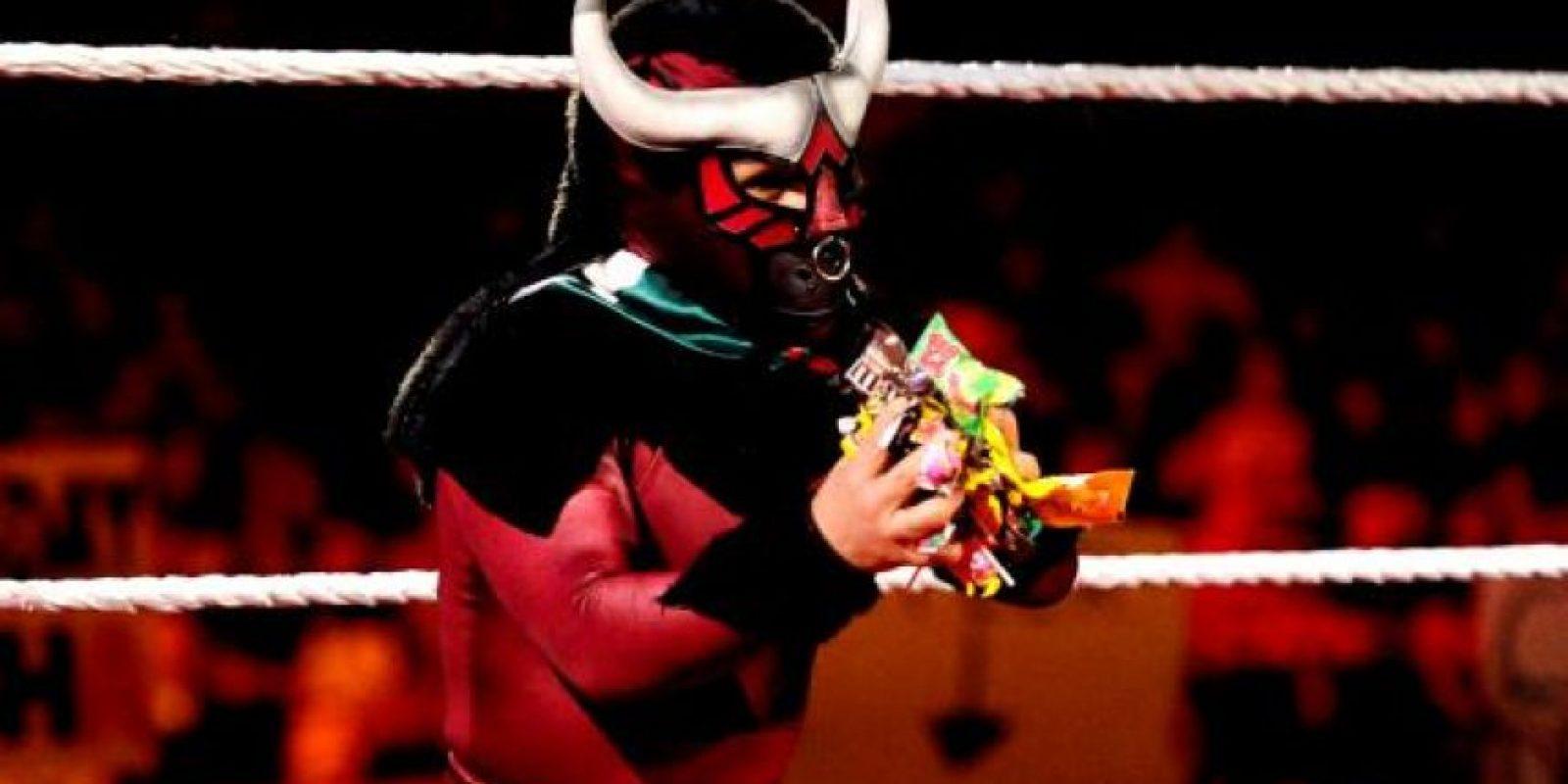 6. El Torito Foto:WWE