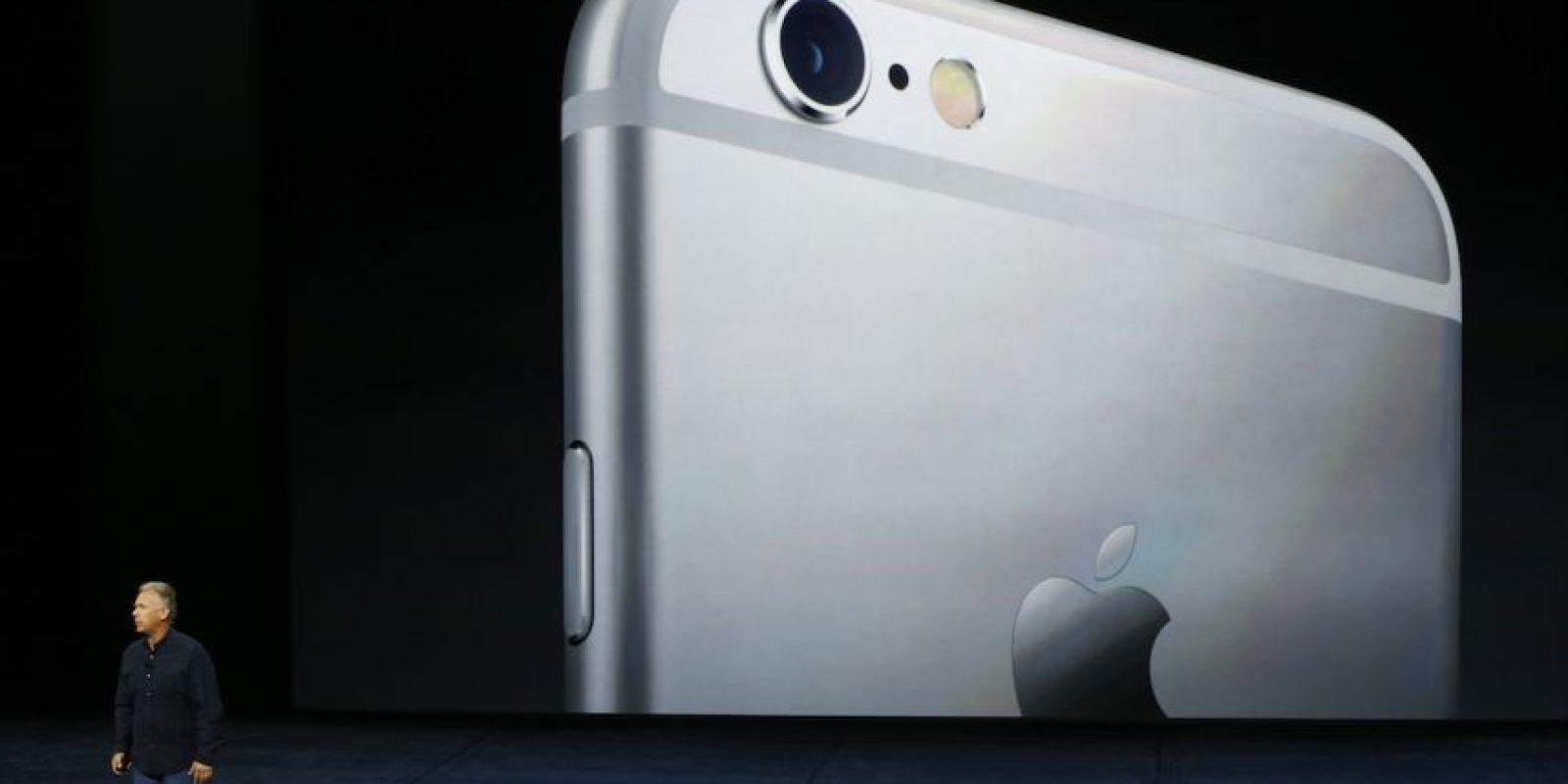 La cámara posterior es de 12 megapíxeles. Foto:Getty Images