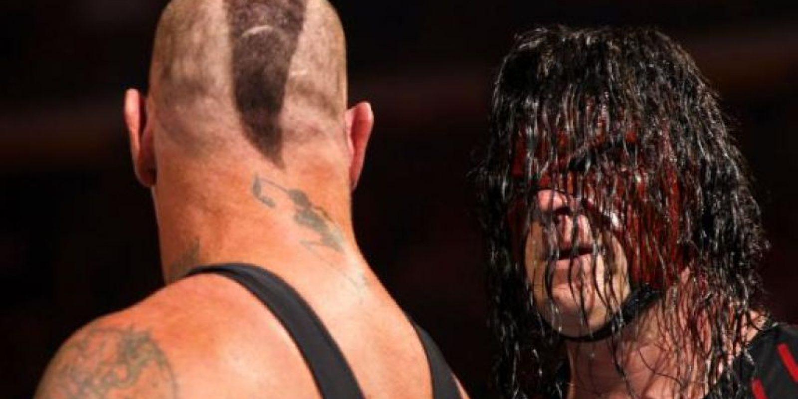"""Ellos forman la pareja conocida como """"Brothers of Destruction"""", los """"Hermanos de la Destrucción"""". Foto:WWE"""