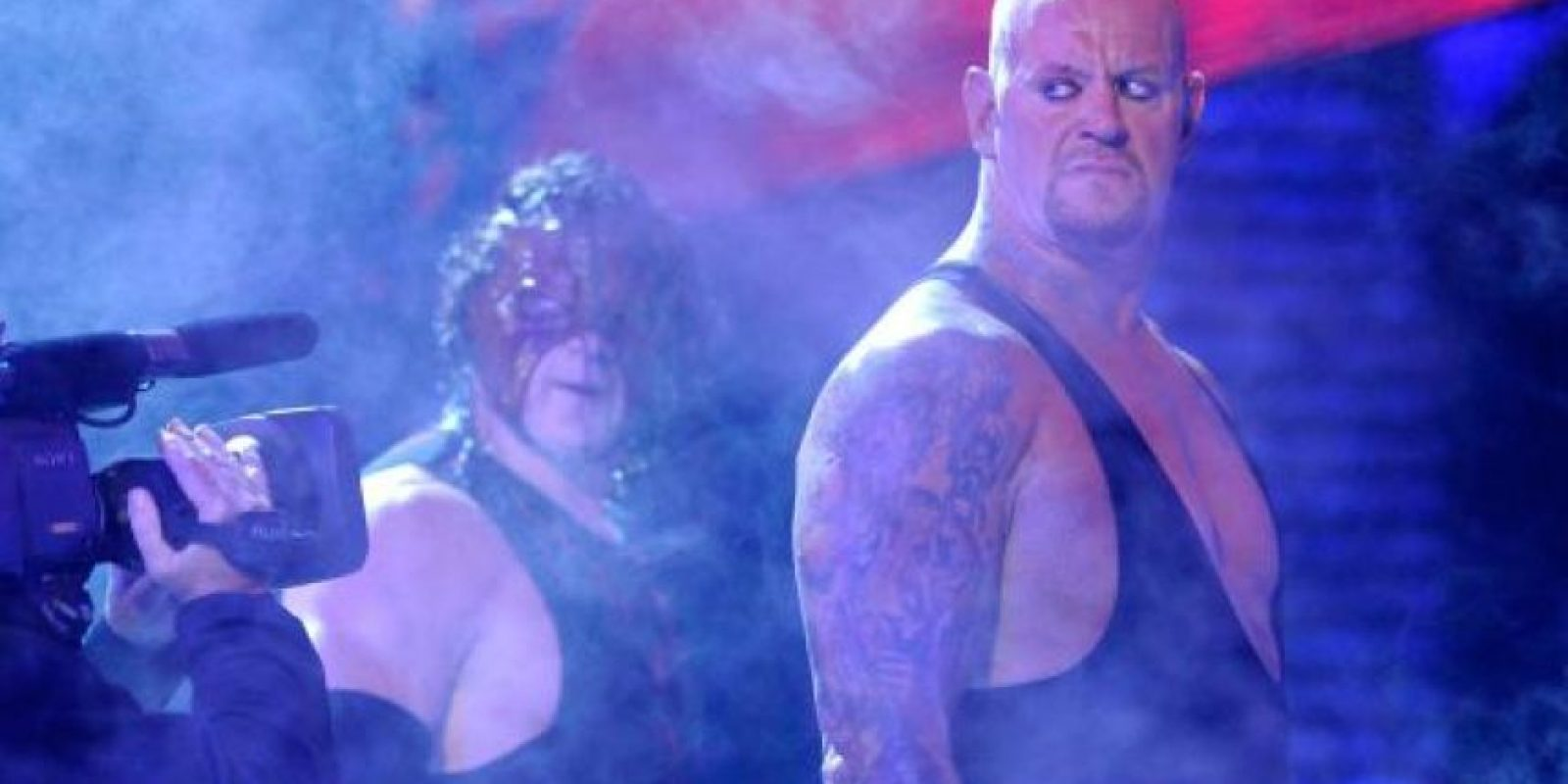 "Comenzaron a pelear juntos en 1998 en ""King of Ring"". Foto: WWE"
