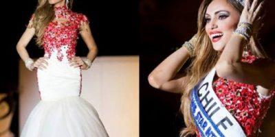 El concurso dedicado a exaltar la belleza de las personas transgénero, eligió a la chilena de entre las 25 finalistas de todo el mundo. Foto:acebook.com/MISS-TRANS-STAR-Internacional-official