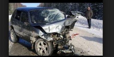 Otro trágico accidente. Foto:Twicsy
