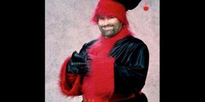 14. Xanta Klaus / El representante de la Navidad en los cuadriláteros de la WWE. Foto:WWE