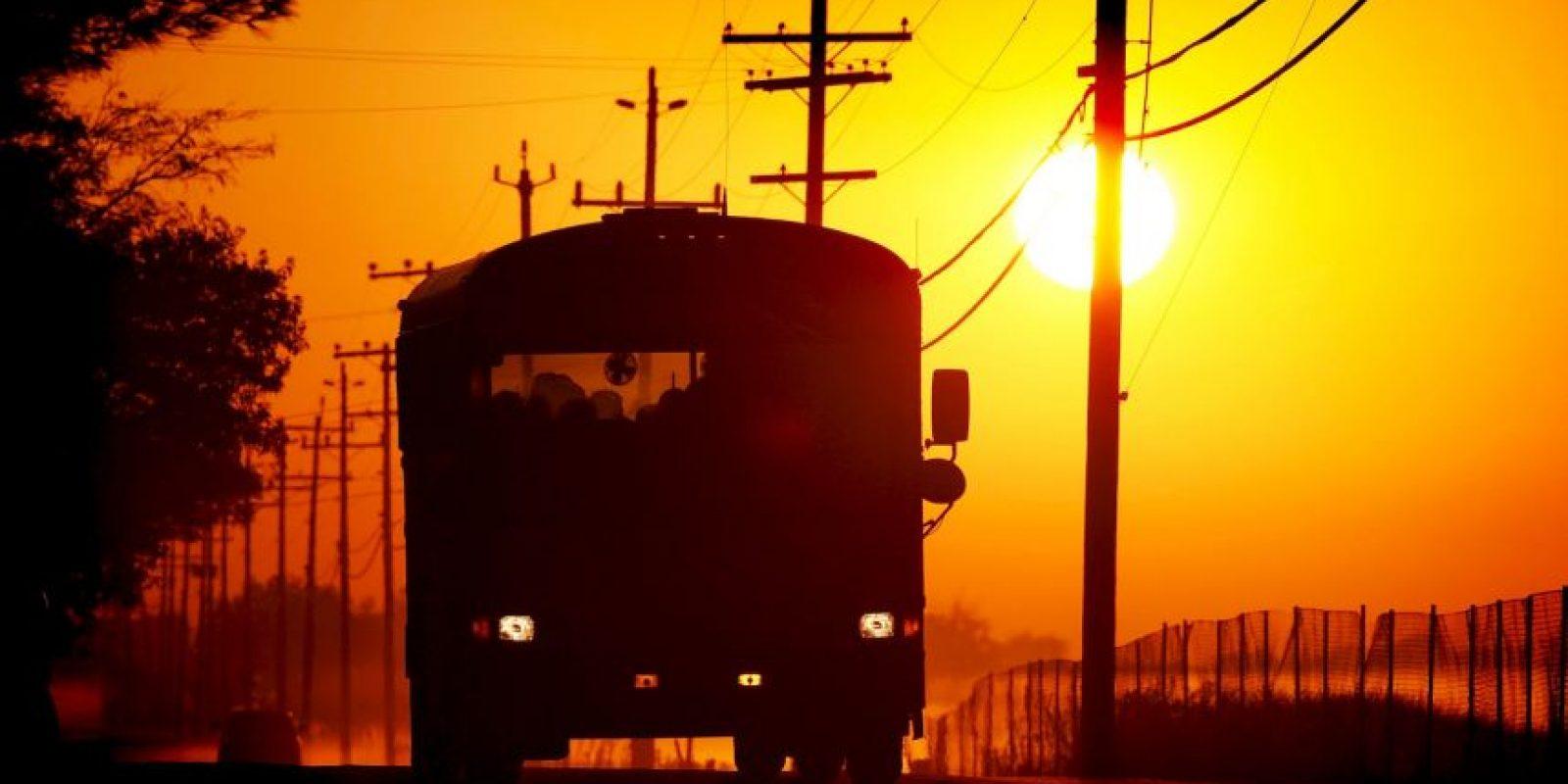 2. Durante el día procuren usar gafas de sol, ya que los rayos de sol pueden provocar somnolencia. Foto:Getty Images