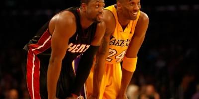 """Dwyane Wade: """"Kobe es el mejor jugador de nuestra era"""""""