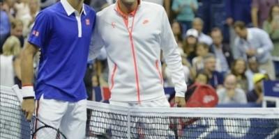 Djokovic y Federer vuelven a ser premiados por la ATP