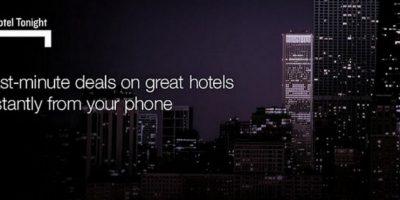 Pueden reservar habitaciones para esta misma noche. Foto:Hotel Tonight