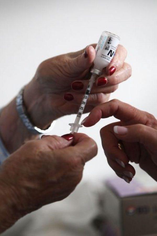 5. Existen dos formas de diabetes: La diabetes de tipo 1, en la que el organismo no produce insulina, y la de tipo 2, en la que el organismo no utiliza eficazmente la insulina. Foto:Getty Images