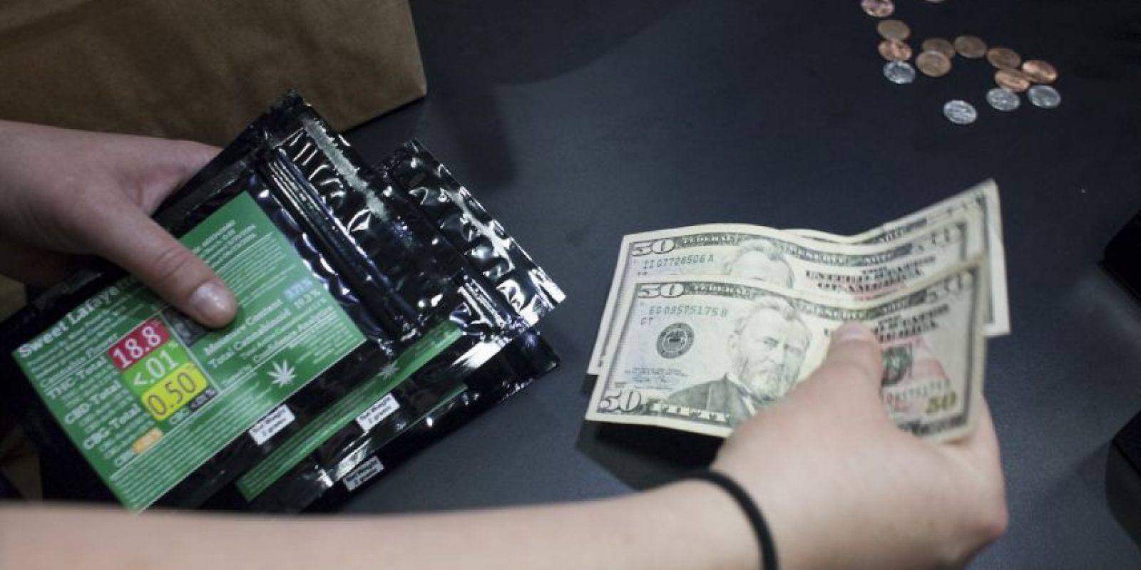 En 2012, HSBC decidió pagar una histórica multa que ascendió a mil 900 millones de dólares por lavar dinero de cárteles de droga mexicanos. Foto:Getty Images