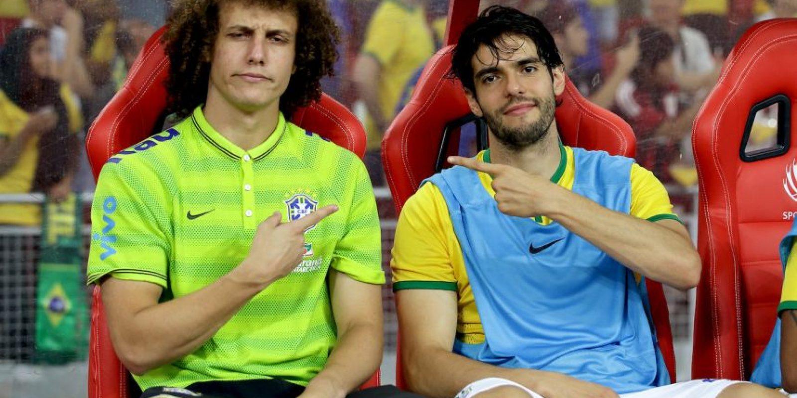 5. En duelos de eliminatoria, Brasil suma tres ganados, por dos de Argentina. Foto:Getty Images