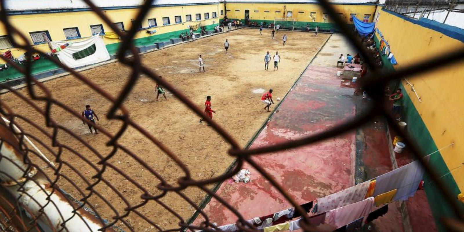 El ratón gris traficaba dentro del penal la Barra da Grota al norte de Brasil. Foto:Getty Images