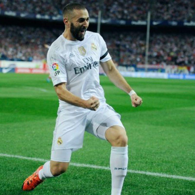 13. Karim Benzema Foto:Getty Images