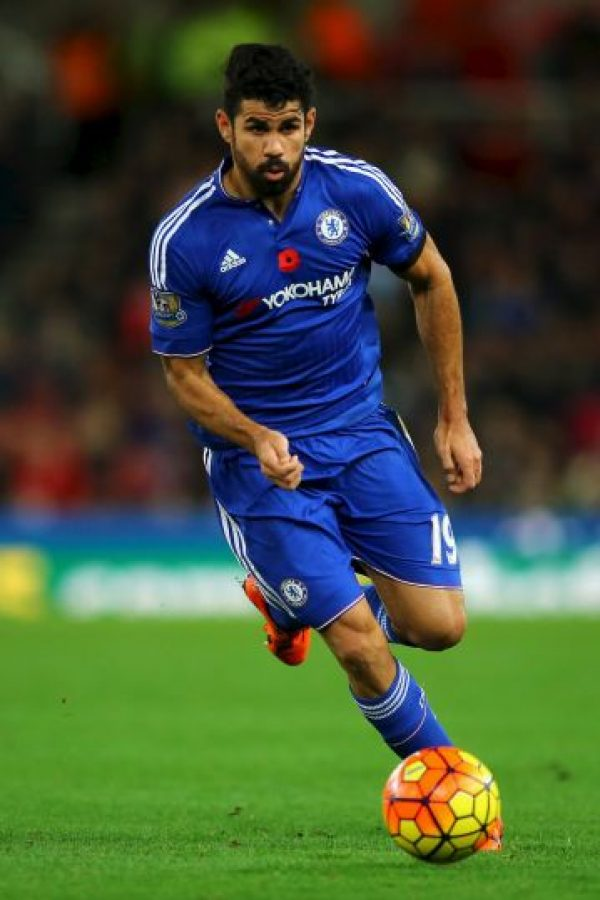 Delantero del Chelsea Foto:Getty Images