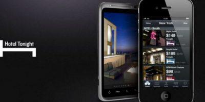 """""""Hotel Tonight"""" ofrece habitaciones a menor precio del regular. Foto:Hotel Tonight"""